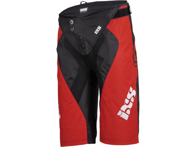 d3fd996c2c796 IXS Race 7.1 DH - Bas de cyclisme Homme - rouge noir - Boutique de ...